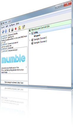 Mumble Screenshot