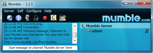 Mumble com | Download Mumble Free