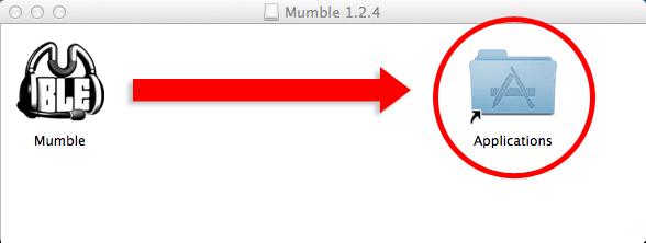 mumble sur mac