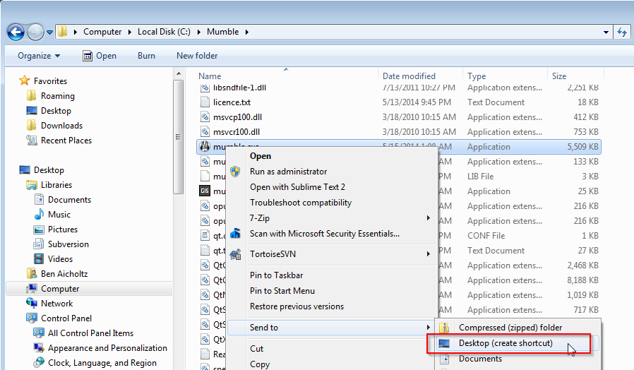 how to download and extract eigen c++
